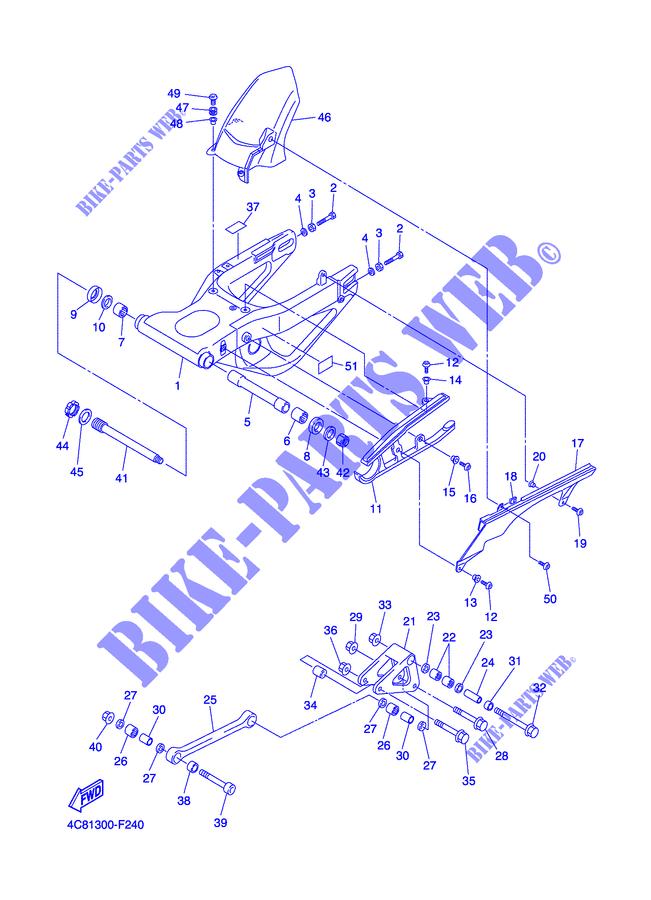 Yamaha 90387-06066-00 Collar; 903870606600 Made by Yamaha