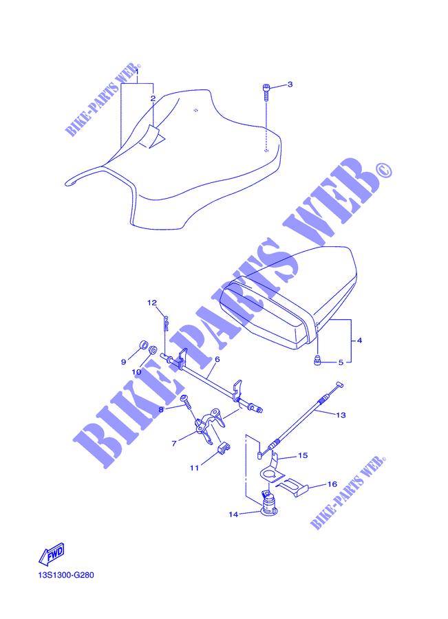 Yamaha R6 Parts Diagram