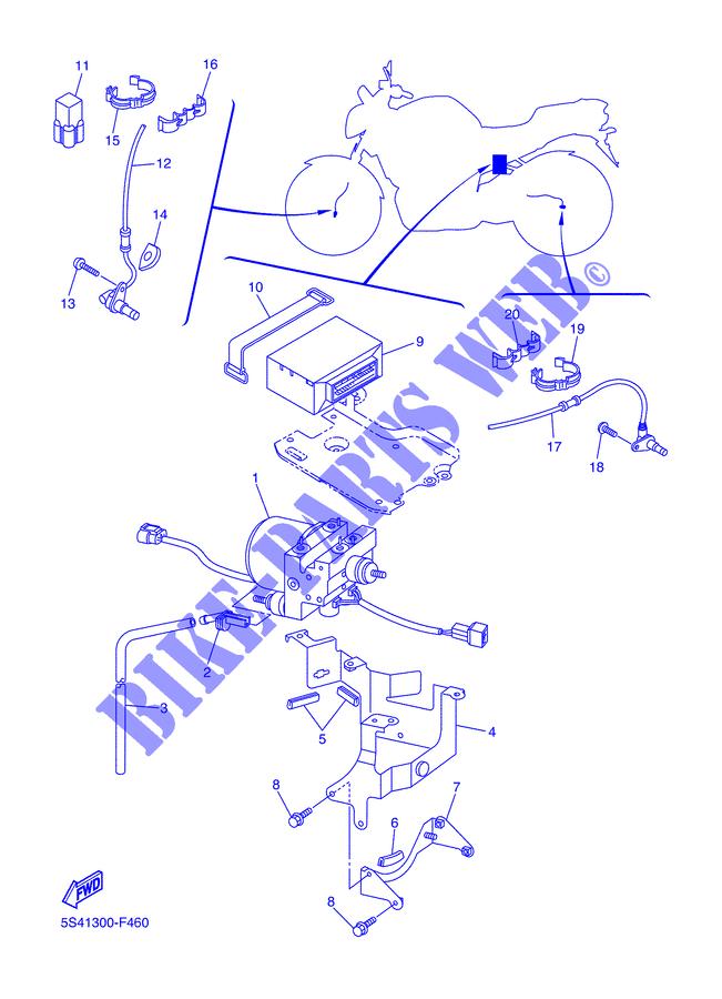 New Yamaha Outboard Nut 3pcs 90185-05904-00