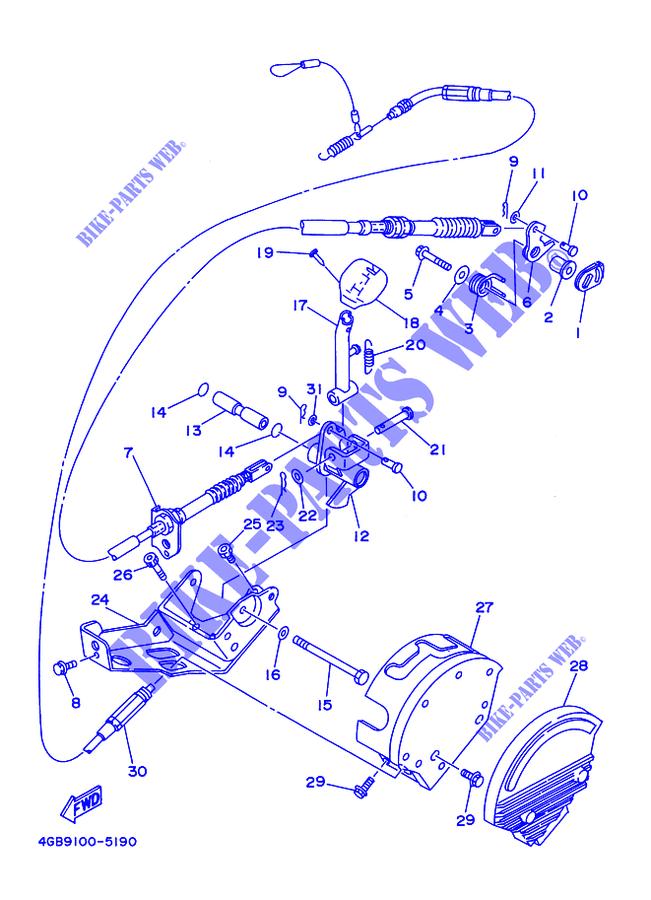 yamaha big bear 350 4x4 wiring diagram yamaha timberwolf 99 Yamaha YFM600 Wiring-Diagram 99 Yamaha YFM600 Wiring-Diagram