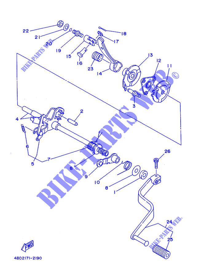 Yamaha Bear Tracker 250 Parts Diagram - Atkinsjewelry
