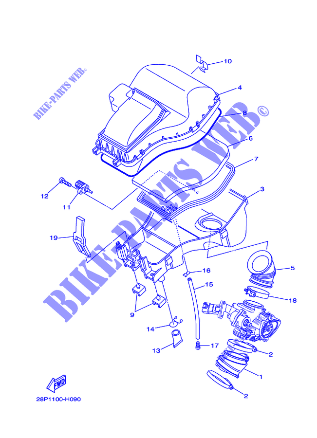 Yamaha 700 Grizzly Wiring Diagram