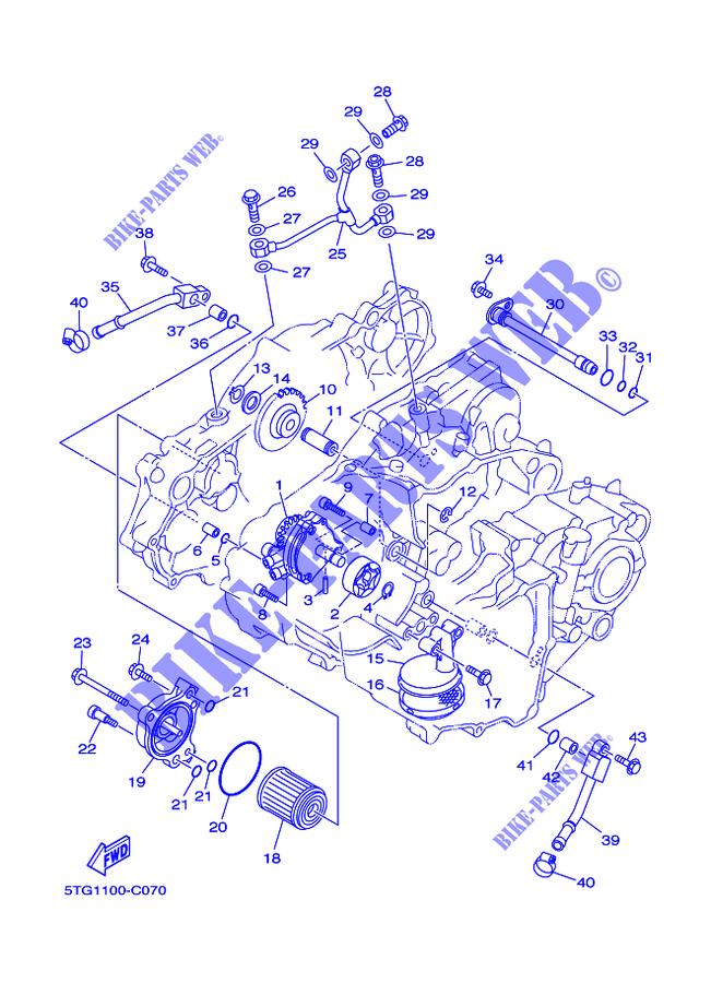Yfz 450 Parts Diagram - General Wiring Diagram