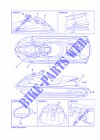 Yamaha 6AN-G5214-00-00 Cover Water Inlet; 6ANG52140000 Made by Yamaha