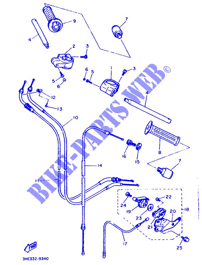 1990 Fzr Yamaha 600 Wiring Diagram