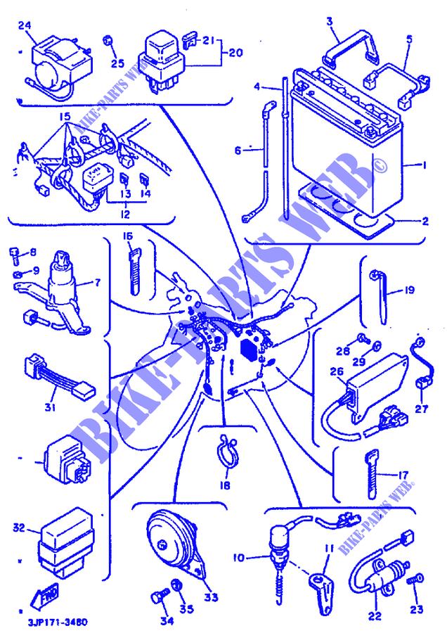 94 Vmax 1200 Wiring Diagram Onlinerh213zumnicotsiarasde: Yamaha Motorcycle Wiring Diagrams At Gmaili.net