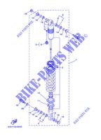 CYLINDER HEAD for Yamaha YZ125 1999 # YAMAHA - Genuine Spare