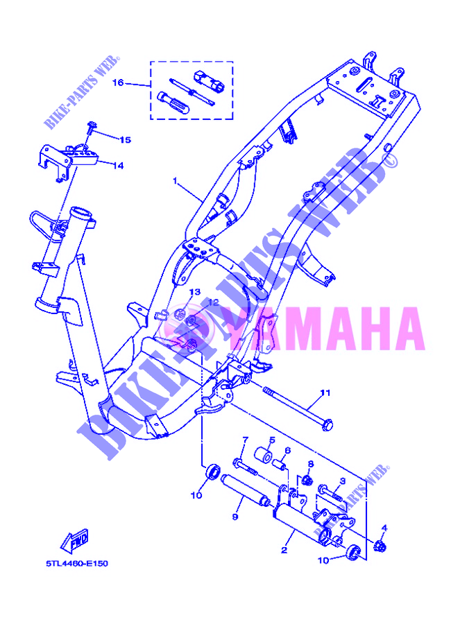 Mio Engine Schematic