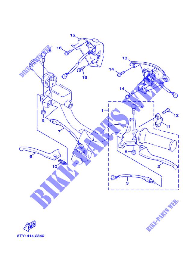 Yamaha Cygnu 125 Fuse Box