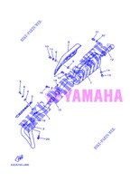 EXHAUST for Yamaha AG 200 FE 2013