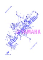 FRAME 2 for Yamaha AG 200 FE 2013
