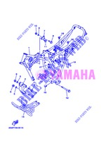 FRAME for Yamaha AG 200 FE 2013