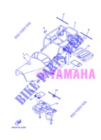 SEAT for Yamaha AG 200 FE 2013