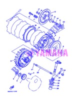 STARTER CLUTCH for Yamaha AG 200 FE 2013