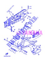 SWINGARM for Yamaha AG 200 FE 2013