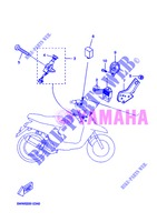 ELECTRICAL 1 for Yamaha BOOSTER SPIRIT 2013