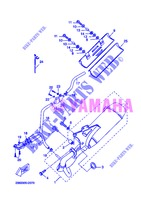 EXHAUST for Yamaha BOOSTER SPIRIT 2013