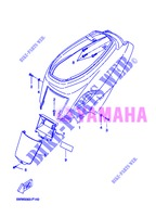 SIDE COVER for Yamaha BOOSTER SPIRIT 2013