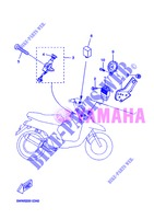 ELECTRICAL 1 for Yamaha CW50 2013