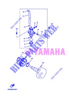 OIL PUMP for Yamaha CW50 2013