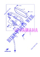 SPEEDOMETER for Yamaha CW50 2013