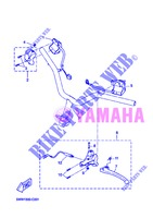 SWITCH / LEVER for Yamaha CW50 2013