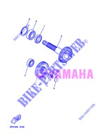 TRANSMISSION for Yamaha CW50 2013
