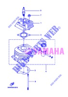CYLINDER for Yamaha BOOSTER NAKED 2013