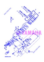 EXHAUST for Yamaha BOOSTER NAKED 2013