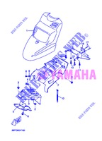 FRONT FENDER for Yamaha BOOSTER NAKED 2013