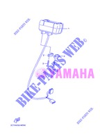 SPEEDOMETER for Yamaha BOOSTER NAKED 2013
