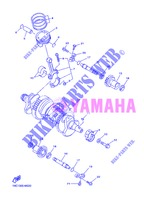 CRANKSHAFT / PISTON for Yamaha FJR1300A 2013