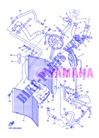 RADIATOR / HOSES for Yamaha FJR1300A 2013