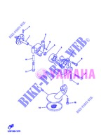OIL PUMP for Yamaha FJR1300AS 2013