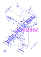 SWINGARM for Yamaha FJR1300AS 2013