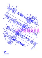 TRANSMISSION for Yamaha FJR1300AS 2013