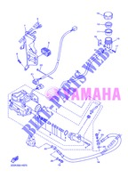 CLUTCH MASTER CYLINDER for Yamaha FJR1300AS 2013