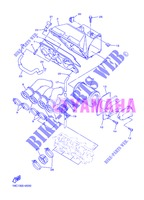INTAKE for Yamaha FJR1300AS 2013