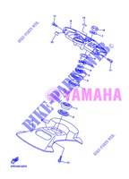 STEERING for Yamaha FJR1300AS 2013