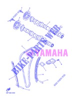 CAMSHAFT / TIMING CHAIN for Yamaha FZ8S 2013