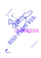 FRAME for Yamaha PW50 2013