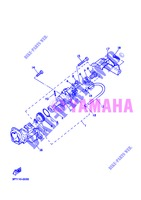 OIL PUMP for Yamaha PW50 2013