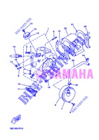 CYLINDER for Yamaha VP250 2013