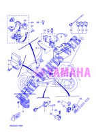 ELECTRICAL 1 for Yamaha VP250 2013