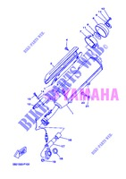EXHAUST for Yamaha VP250 2013