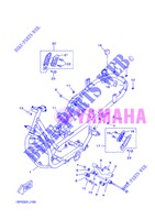 FRAME for Yamaha VP250 2013