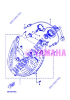 HEADLIGHT for Yamaha VP250 2013