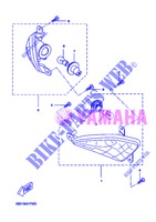 INDICATOR for Yamaha VP250 2013