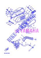 INTAKE for Yamaha VP250 2013