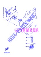 OIL PUMP for Yamaha VP250 2013